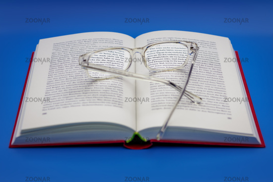 reading glass