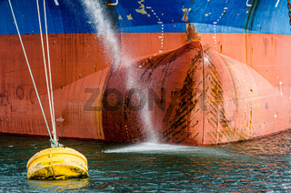 At the port of Rotterdam - Netherlands -