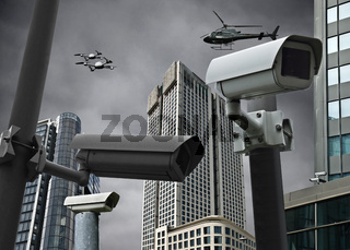 Überwachungsstaat