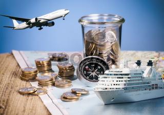 Weltweite Reisen und die Kosten