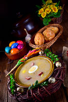Zurek: Polish Easter soup for the festive season