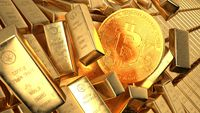 Gold Bars Bitcoin