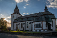 Parish church, Winterberg, Germany