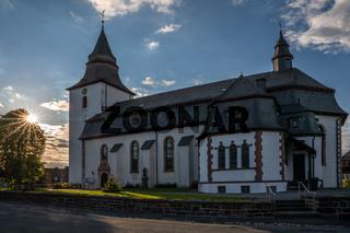 Parish church, Winterberg, Germany