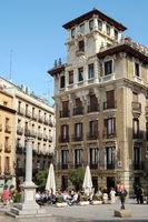 Plaza de Ramales - Madrid