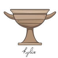 tall kylix