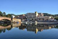 Sardinia Bosa Marina