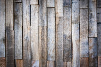 Weathered wood wall background