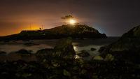 Battery Point Light House, Crescent City, California, USA