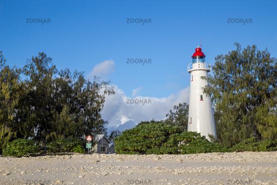 Lighthouse on Lady Elliot Island, Australia
