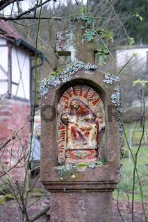 Bildstock in Schöllenbach