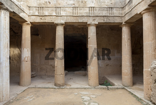 Tombs of the Kings, Pafos, Zypern
