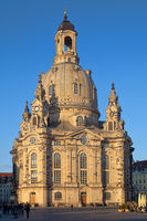 DRESDEN - CHURCH OF OUR LADY
