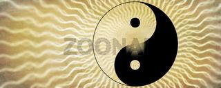 symbol yin yang zeichen harmonie heilkunde