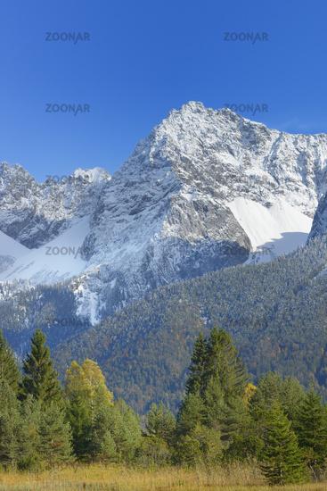 Karwendel mountain range, Germany