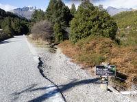 Queenstown Mountain Bike Trails in New Zealand