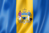 Philadelphia city flag, Pennsylvania, USA