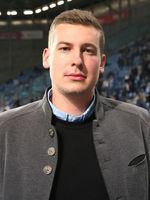 Managing Director Max Kothny Türkgücü Munich DFB 3rd League Season 2020-21