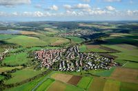 Stetten district Main Spessart