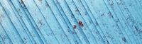 Blue Painted Wood Diagonal Stripes 3D Pattern Background
