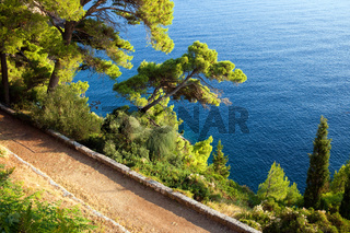Adriatic Sea Coastline