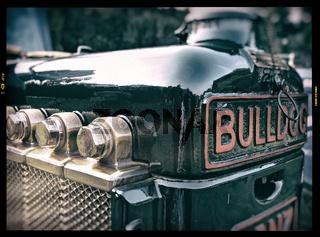 Landmaschinenausstellung Oldtimer Retro