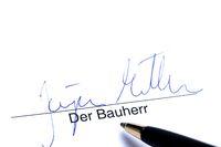 Signature of Owner