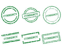 Currency Stempel - Currency stamps