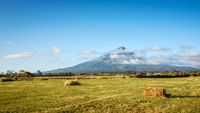 Mt Taranaki north island of New Zealand