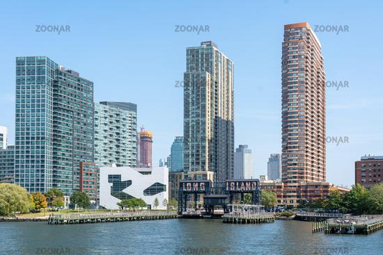 Long Island City Piers