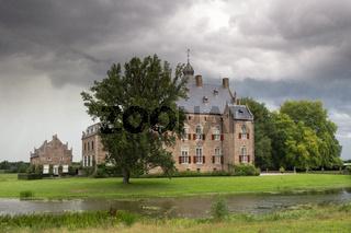 Rechteren castle near Dalfsen