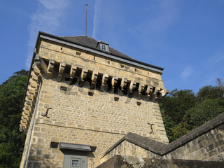 Luxemburg Stadt - Eichertor, Luxemburg, Europa