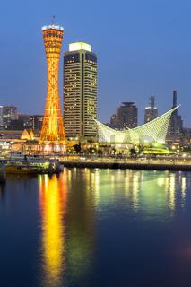 Kobe Tower Japan