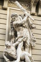Relief, Vienna, Austria