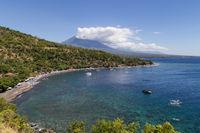 Amed Bay in Bali