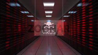 Data Center Virus Alert