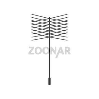 Wire Cleaning Brush Icon