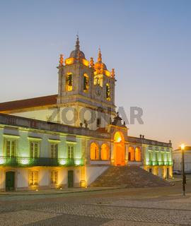 Church Sanctuary Our Lady Nazare