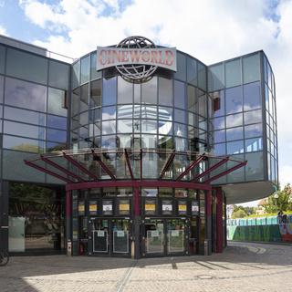 Kino Cineworld in Luenen