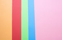 Colorful paper background. Copy space. Blank texture. Mock up