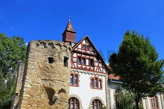 Uffhubtor in Ingelheim am Rhein