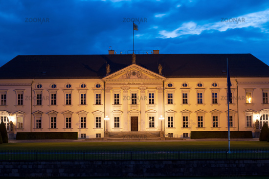 Bellevue Castle 001. Berlin