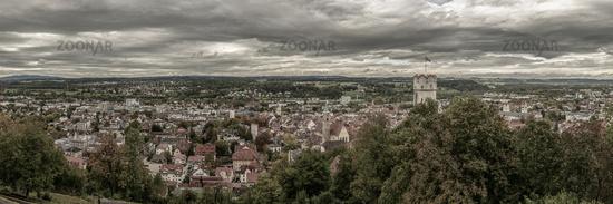 Historic old town Ravensburg   Upper Swabia