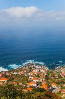 Tropical island of Madeira