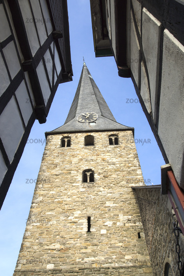 Church Sankt Georg in Hattingen, Germany