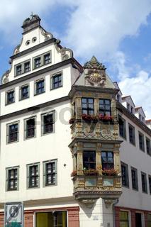 Renaissanceerker in Freiberg Sachsen.jpg