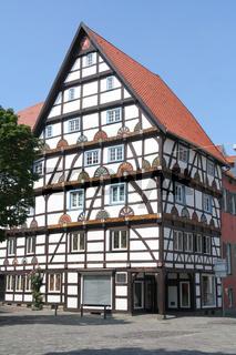 Fachwerkhaus in Soest, Deutschland