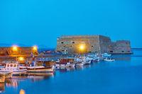 Koules Fortress in Heraklion