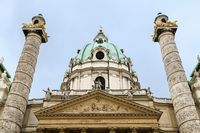 St. Charles's Church in Wien