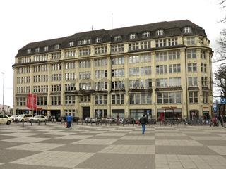 Bieberhaus in Hamburg